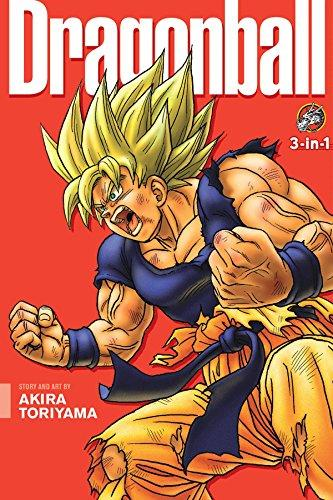 DRAGONBALL: 3-IN-1 EDITION 09