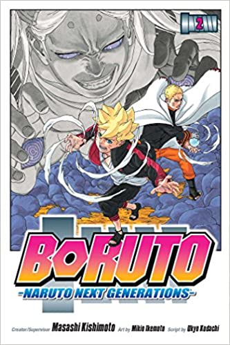BORUTO, VOL. 2