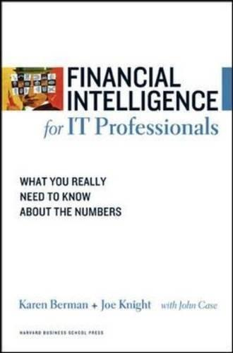 Financial Intelligence for IT