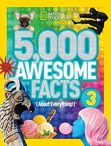 5,000 Awesome Facts 3 (About E