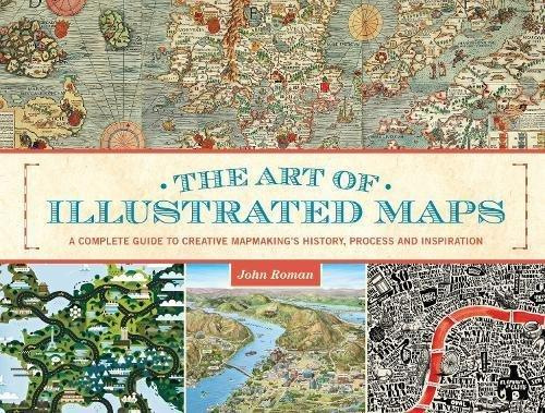 The Art of Illustrated Maps: A