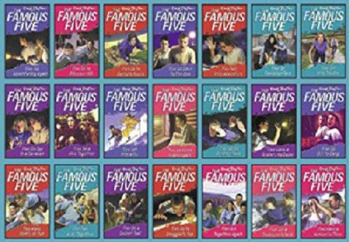 The Famous Five Complete Series
