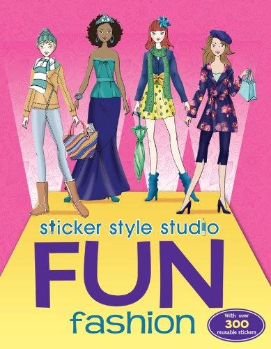 Sticker Style Studio Fun Fashion