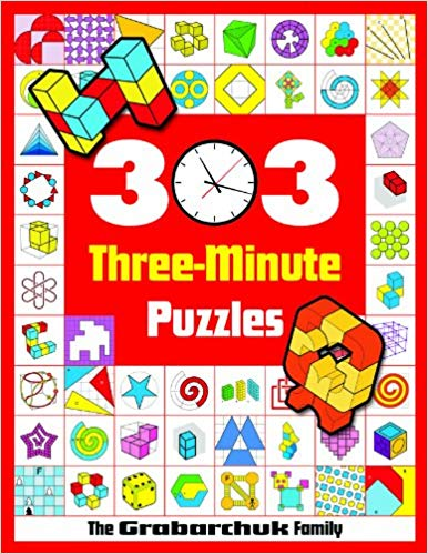 303 Three-Minute Puzzles