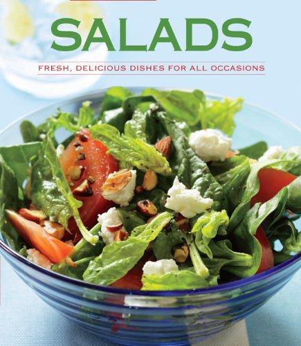 Salads: Fresh, Delicious Dishes For All Occasions