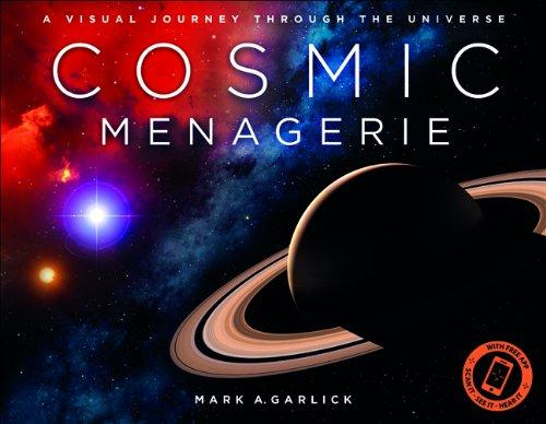 Cosmic Menagerie- A Visual Journey Through The Universe