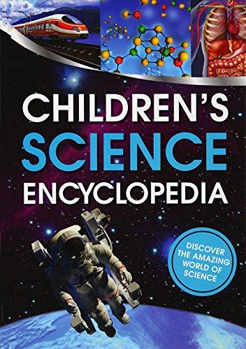 Children's Science Encyclopedia-Discover The Amazing World Of Science