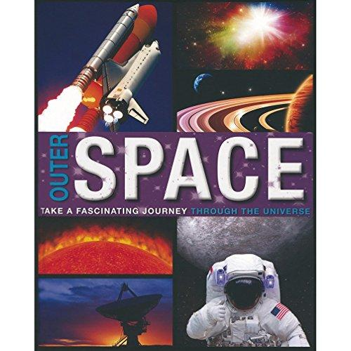 Outer Space-Take A Fascinating Journey Through The Universe