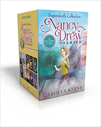NANCY DREW DIARIES SUPERSLEUTH COLLECTION VOL 1-10