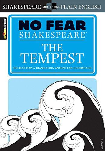 No Fear : The Tempest