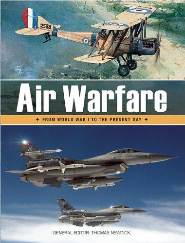 Air Warfare From World War I To The Present Day