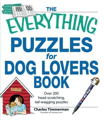The Everything Puzzles For Dog Lovers Book