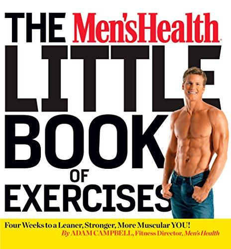 The Men'shealth Little Book Of Exercise