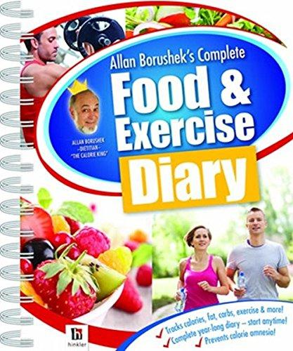 Allan Borushek's Complet Food & Exercise Diary