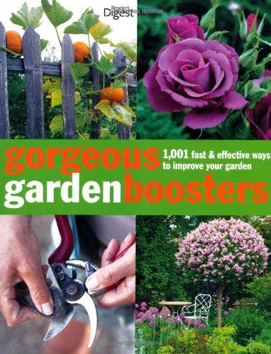 Gorgeous Garden Boosters