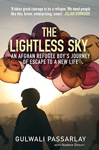 The Lightless Sky : An Afghan