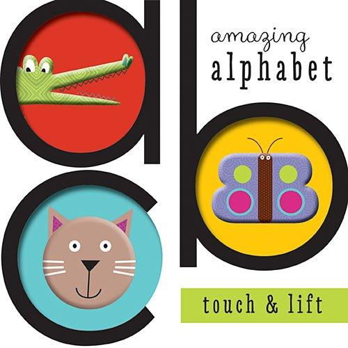 Amazing Alphabets - Feel And Fit Shapes