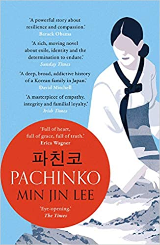 Pachinko:the New York Times Bestseller