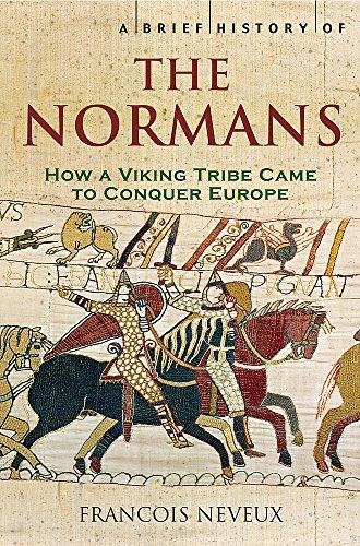 A Brief History Of Normans: The Conquest