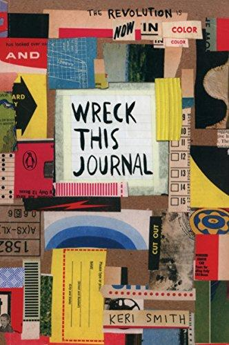 Wreck This Journal: Now in Col
