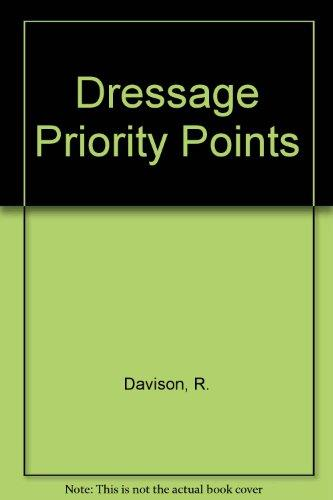 Dressage Priority Points