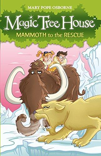 Magic Tree House 7: Mammoth to