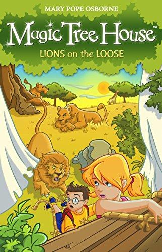 Magic Tree House 11: Lions on