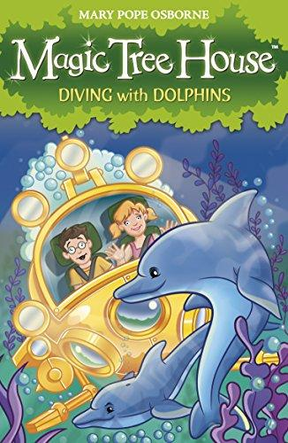 Magic Tree House 9: Diving wit