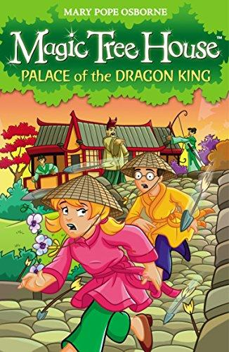 Magic Tree House 14: Palace of