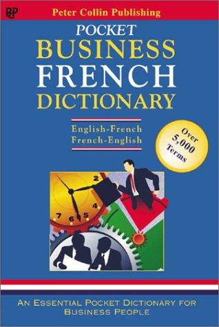 Pocket French Business Dictionary