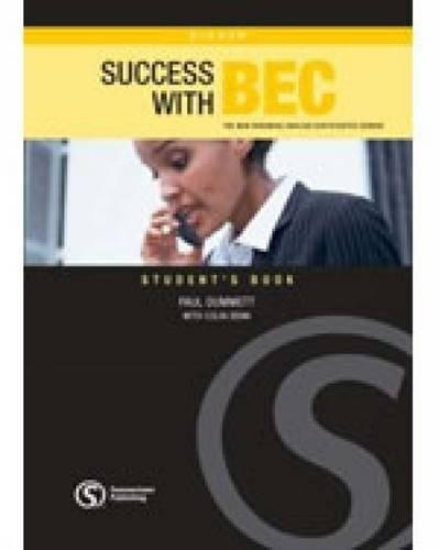 Success With Bec (Higher) Student's Book