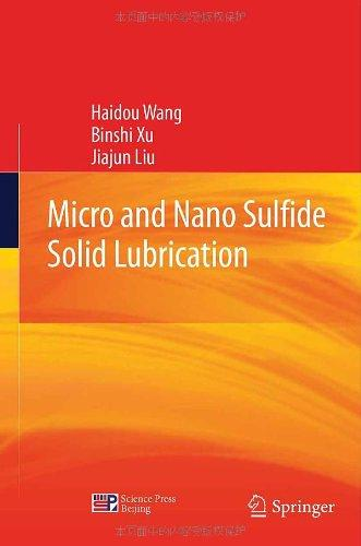 Micro And Nano Sulfide Solid Lubrication