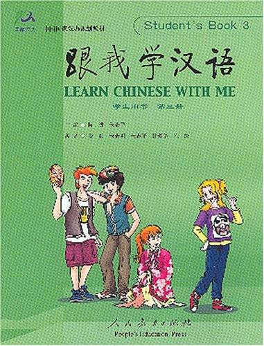 Learn Chinese With Me Student's Book 3