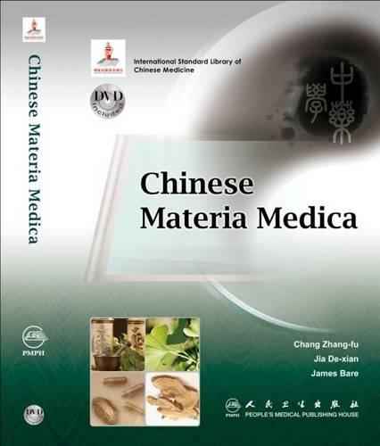 Chinese Materia Medica 1 Edition