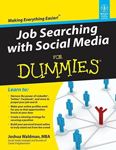 Job Searching with Social Medi