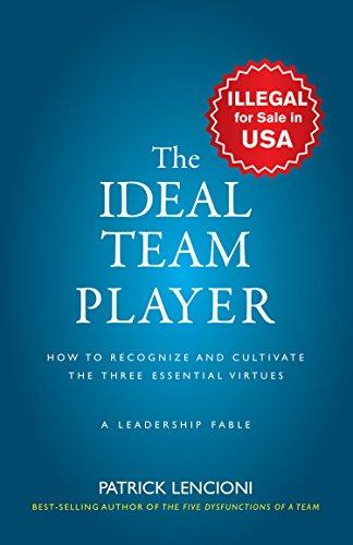 Ideal Team Player,The : How to