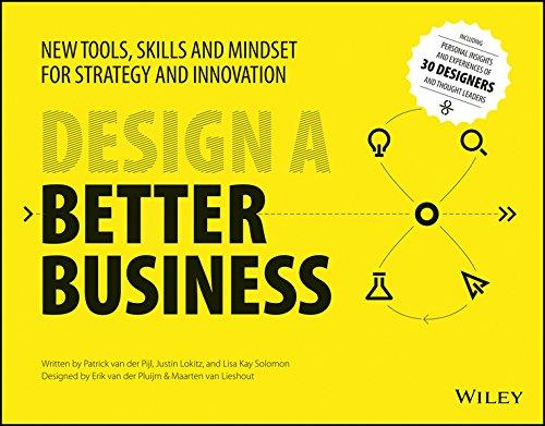 Design A Better Business: New