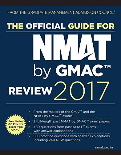 Official Guide For Nmat 2017