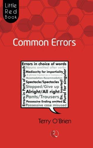 Common Errors (Little Red Book)