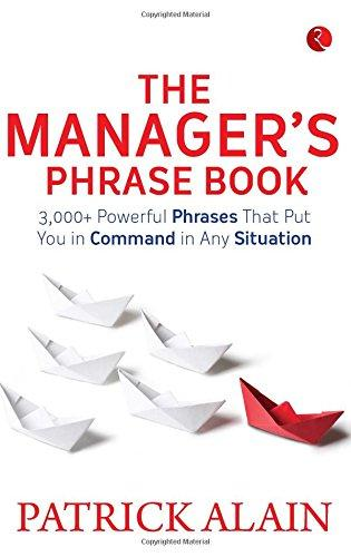 The Managers Phrase Book