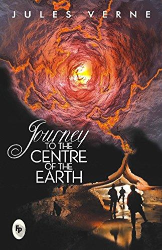 Journey To The Centre Of The Earth - Fingerprint