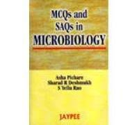 MCQS AND SAQS IN MICROBIOLOGY