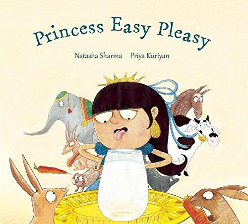 Princess Easy Pleasy (Hardcover)
