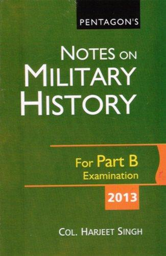 Notes On Military History Part B