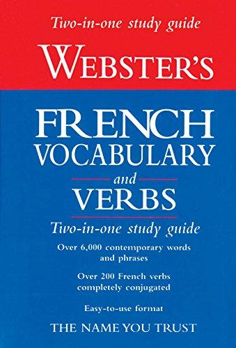 Webster's French Vocabulary & Verbs