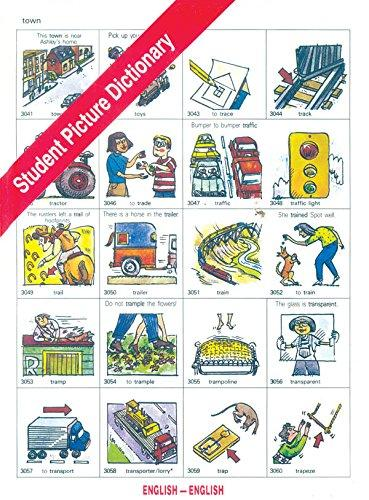 Students Picture Dictionary (English-English-Picture) - Renyi