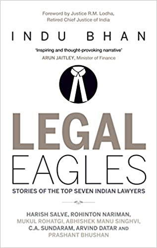 Legal Eagles-Demy HB