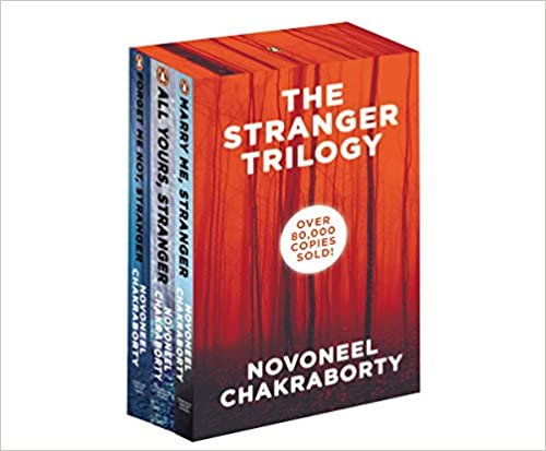 Stranger Trilogy, The (Box Set