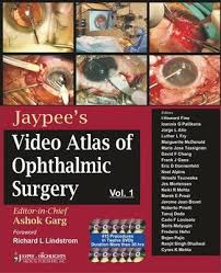 JAYPEE'S  VIDEO ATLAS OF OPHTHALMIC SURGERY VOL.1 (12 DVD ROMS)