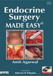 ENDOCRINE SURGERY MADE EASY WITH PHOTO CD-ROM